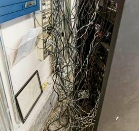 Example of DIY Rack Wiring