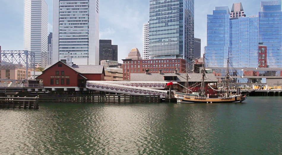 Boston Tea Party Ships and Museum Exhibit Project