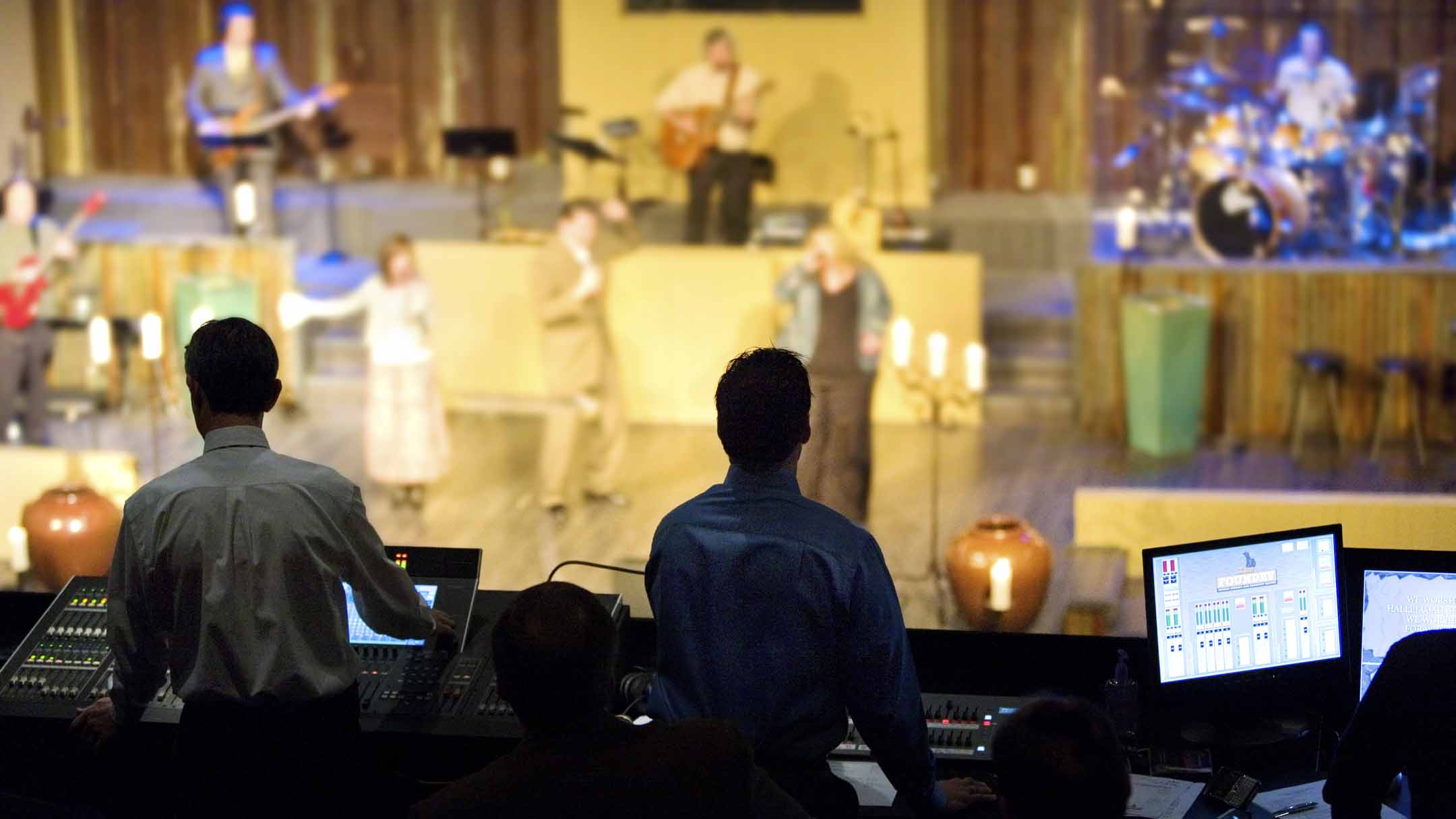 Church Production