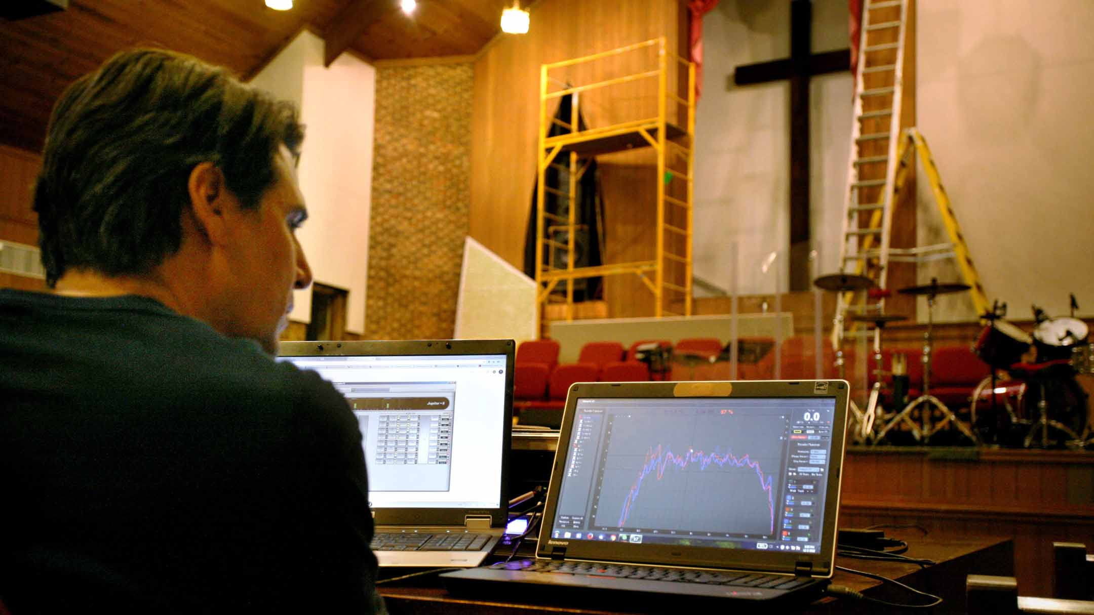 Church Audio System Calibration