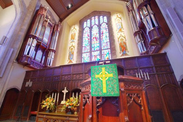 Independent Presbyterian Church Traditional Church Sound System