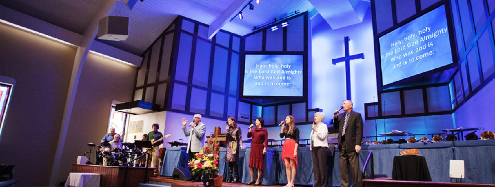 Trinity Baptist Church Sound System Upgrade