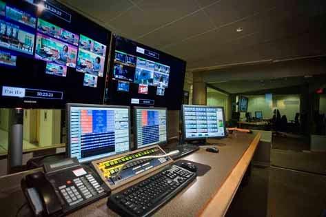 Master Control Suite for HGTV