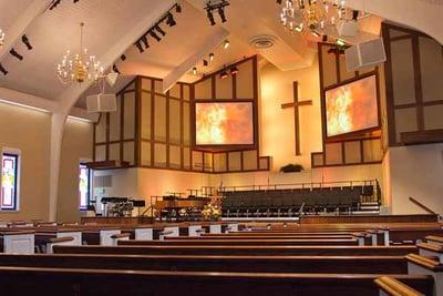 Trinity Baptist Church - Kerrville TX-1