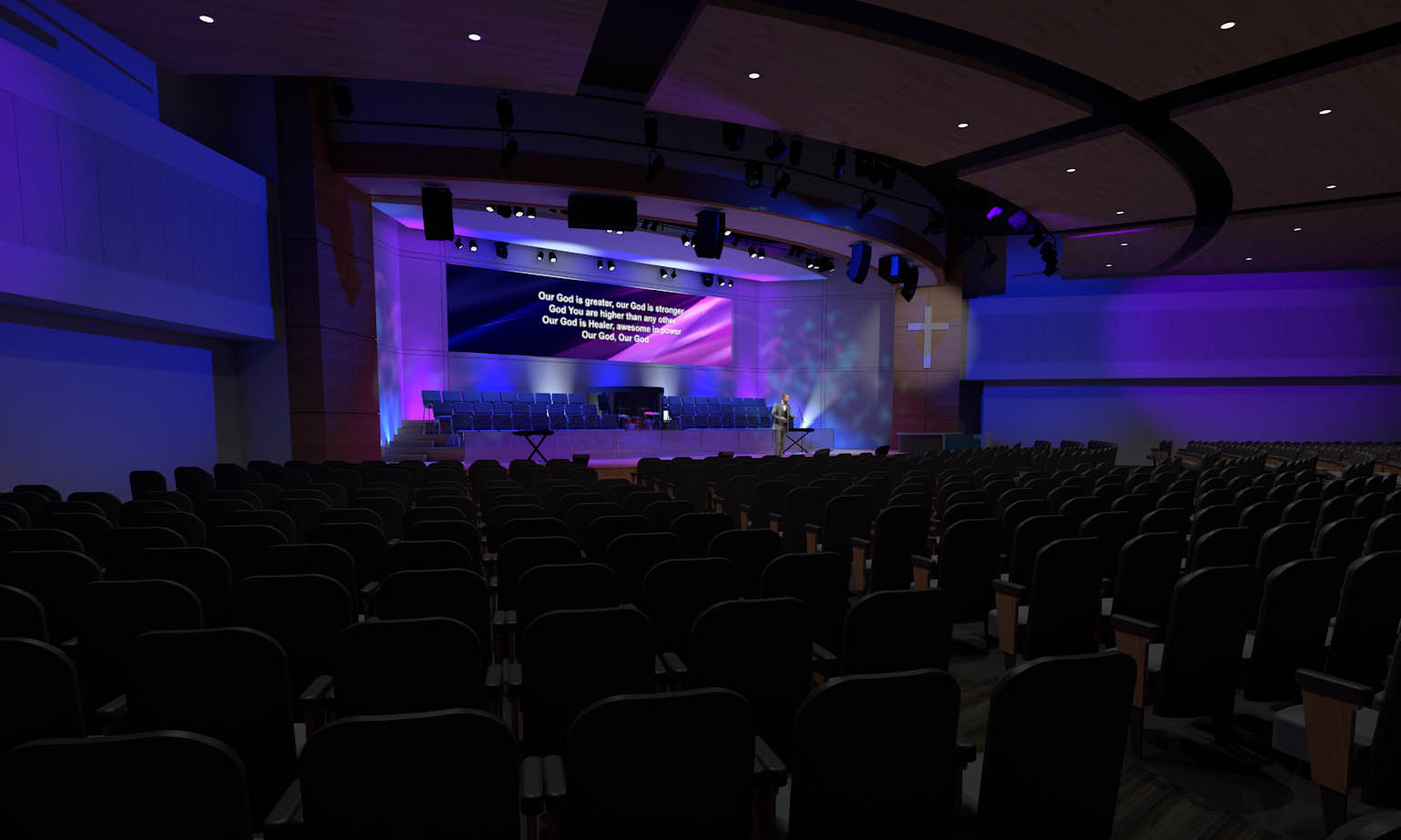 Why does it take so long to get a quote for church av systems?