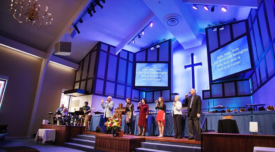 Church-Sound-System-Installation