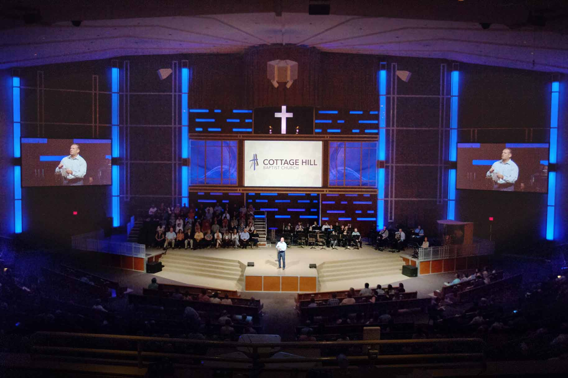 Church Lighting Design