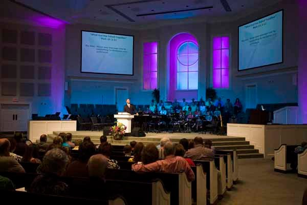 First Baptist Church Summit