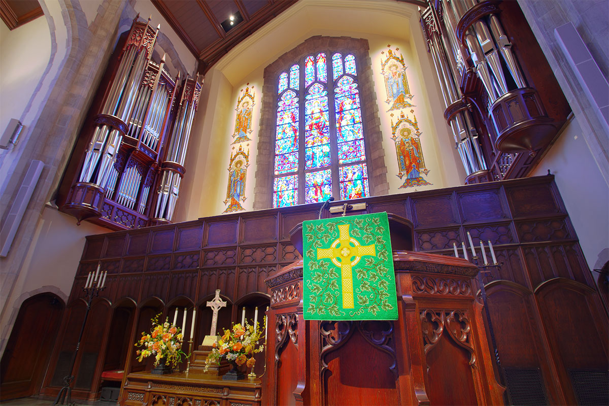 Traditional Church Sound System