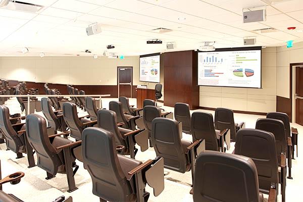 MPT Training Room/Conference Room AV